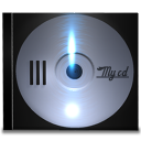 My CD icon