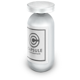 Capsule icon