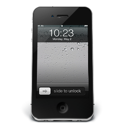 iPhone Black iOS icon