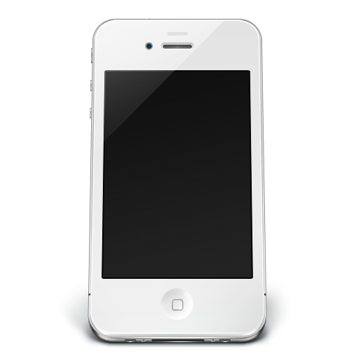 iPhone White Off icon