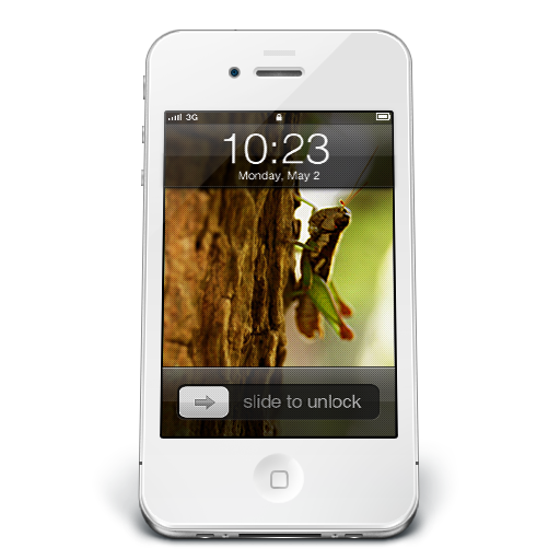 iPhone White W1 icon