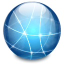 iDisk Globe icon