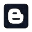 blogger square icon