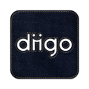 Diigo square icon