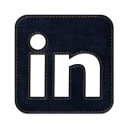 linkedin square 2 icon