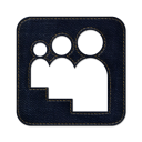 myspace square 2 icon