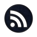 Rss circle icon