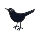 twitter bird 2 icon