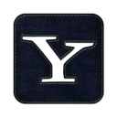yahoo square icon