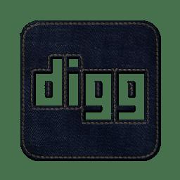 digg2 square icon