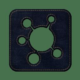 Propeller square 2 icon