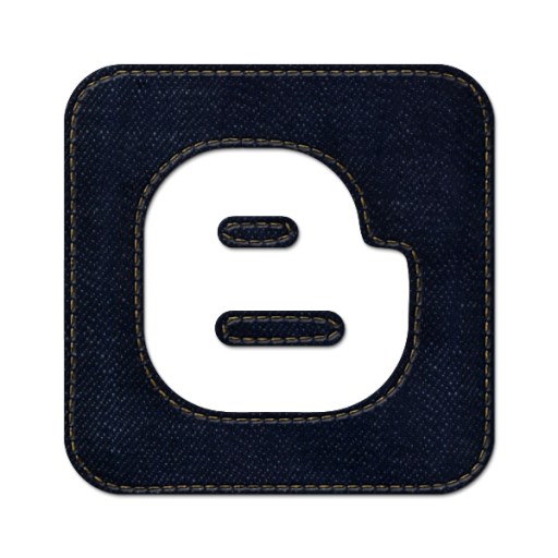 Blogger-square icon