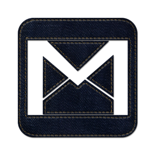 Gmail-square-2 icon
