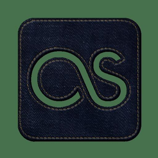 Lastfm square icon