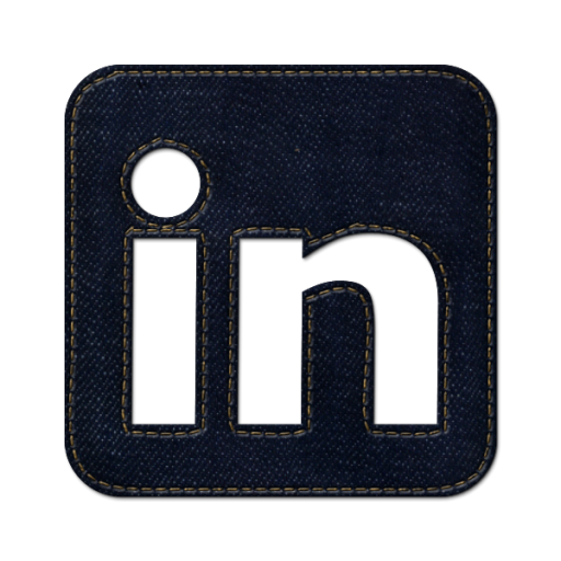Linkedin-square-2 icon