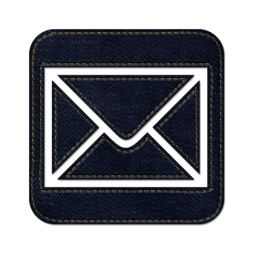 Mail-square icon