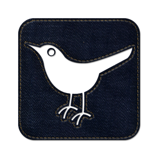 Twitter-bird2-square icon