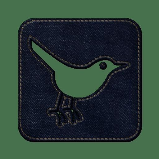 Twitter-bird3-square icon