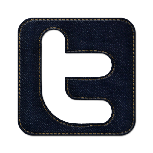 twitter square icon