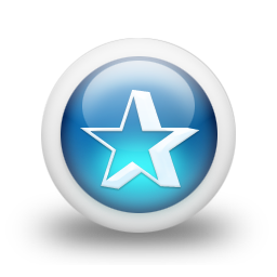 glossy 3d blue orbs2 039 icon