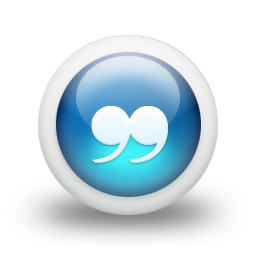 Glossy 3d blue orbs2 090 icon