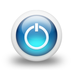 Glossy 3d blue orbs2 103 Icon | Clean 3D Iconset ...