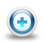Glossy-3d-blue-orbs2-037 icon