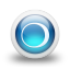 Glossy-3d-blue-orbs2-046 icon