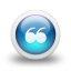 Glossy-3d-blue-orbs2-091 icon