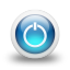 Glossy-3d-blue-orbs2-103 icon