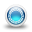 Glossy-3d-blue-orbs2-115 icon