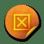 Orange-sticker-badges-045 icon