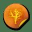 Orange-sticker-badges-051 icon