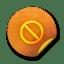 Orange-sticker-badges-055 icon