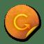 Orange-sticker-badges-092 icon