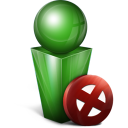 Stop-green icon