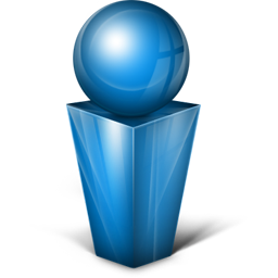 messenger blue icon
