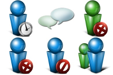 Original Messenger Icons