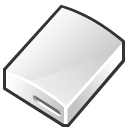hdd external icon
