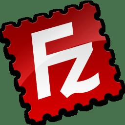 FileZilla Client icon