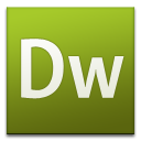 Adobe Dreamweaver CS 3 icon