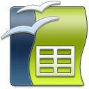 OpenOffice Calc icon