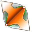 Unfold 3D icon