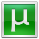 uTorrent Square icon