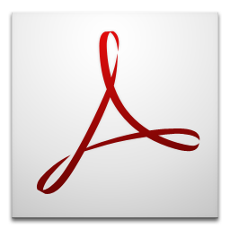 Adobe Acrobat CS 4 icon