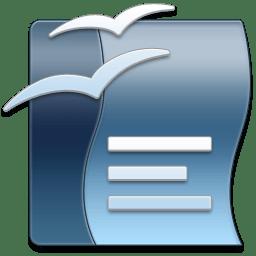 OpenOffice Writer icon