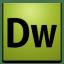 Adobe Dreamweaver CS 4 icon