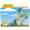 The Simpsons Season 07 icon