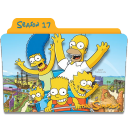 The Simpsons Season 17 icon