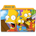 The Simpsons Season 20 icon